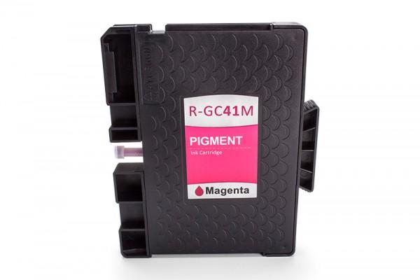 Alternativ zu Ricoh GC-41M / 405763 Gelkartusche Magenta