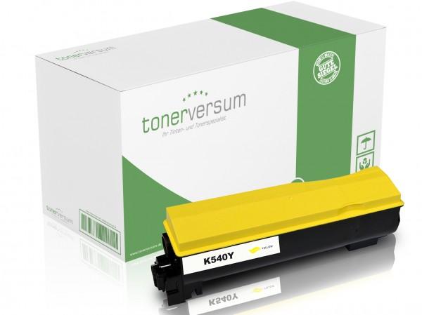 Alternativ zu Kyocera TK-540Y / 1T02HLAEU0 Toner Yellow