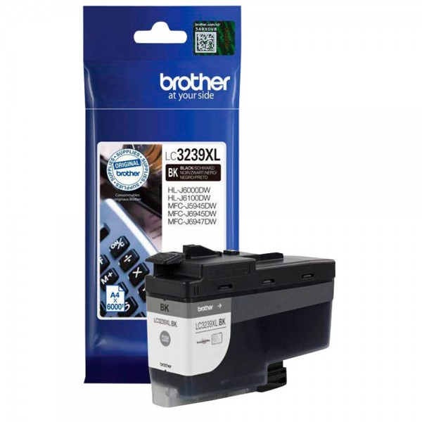 Brother LC-3239XL Tinte Black