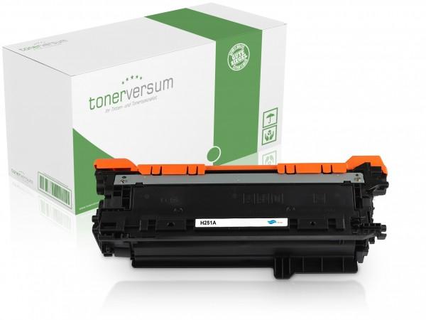 Alternativ zu HP CE251A / 504A Toner Cyan