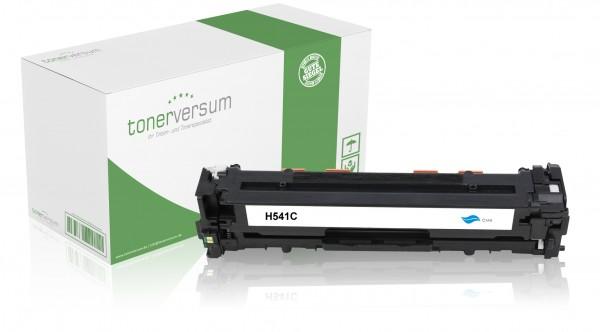 Alternativ zu HP CB541A / 125A Toner Cyan