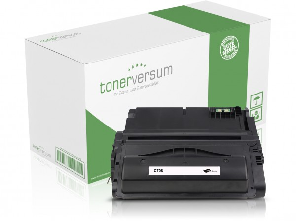 Alternativ zu Canon 708 / 0266B002 Toner Black