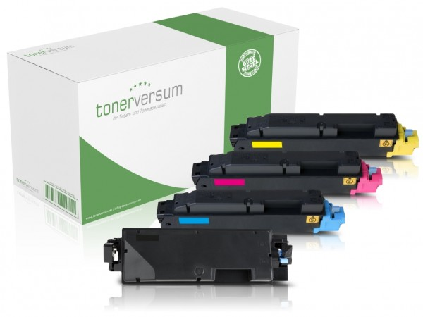 Alternativ zu Kyocera TK-5280 Toner Multipack CMYK (4er Set)