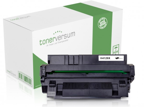 Alternativ zu HP C4129X / 29X Toner Black