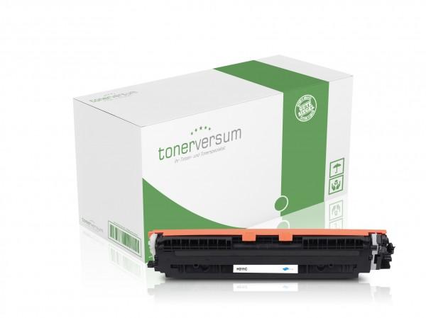 Alternativ zu HP CE311A / 126A Toner Cyan