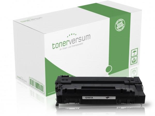 Alternativ zu HP Q7551A / 51A Toner Black