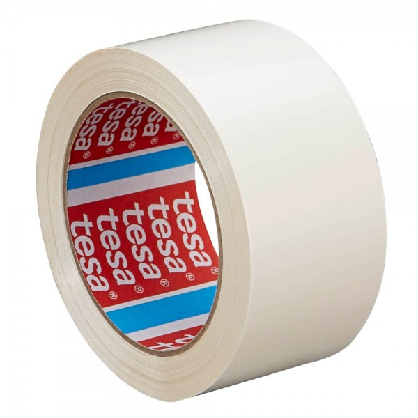 tesa Packband tesapack 4124 ultra strong 50,0 mm x 50,0 m weiß