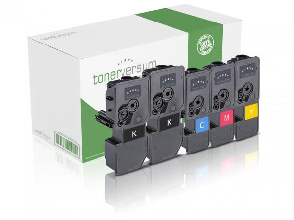 Alternativ zu Kyocera TK-5230 Toner Multipack CMYK (5er Set)