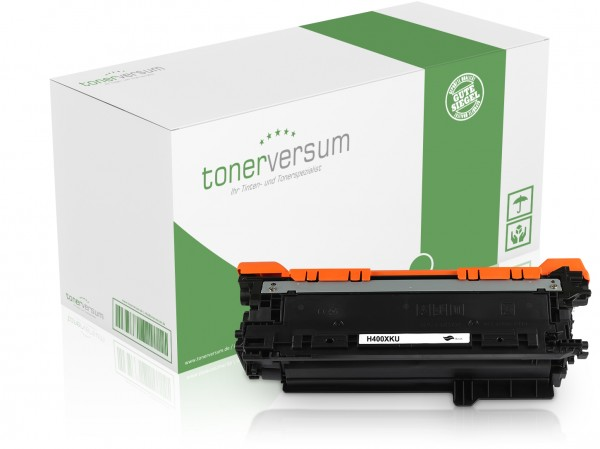 Alternativ zu HP CE400X / 507X Toner Black