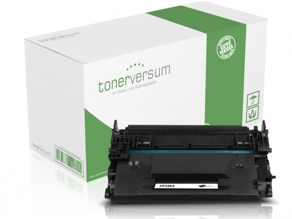 Alternativ zu HP CF226A / 26A Toner Black