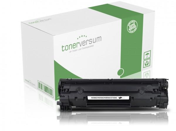 Alternativ zu HP CB436A / 36A Toner Black XXL