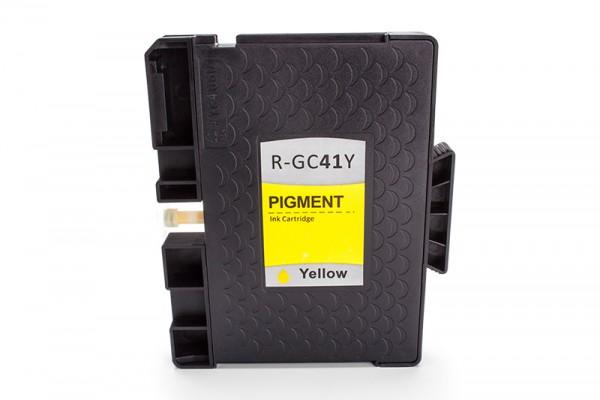 Alternativ zu Ricoh GC-41Y / 405764 Gelkartusche Yellow