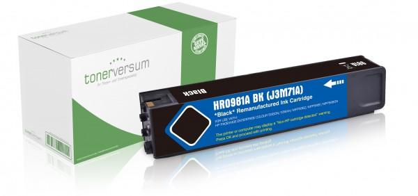 Alternativ zu HP 981A / J3M71A Tintenpatrone Black