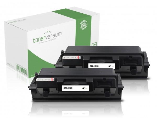Alternativ zu Samsung MLT-D204E/ELS Toner Black (2er Pack)