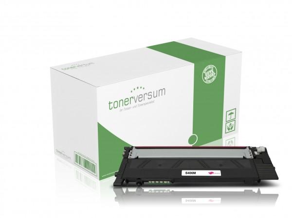 Alternativ zu Samsung CLT-M406S / SU252A Toner Magenta