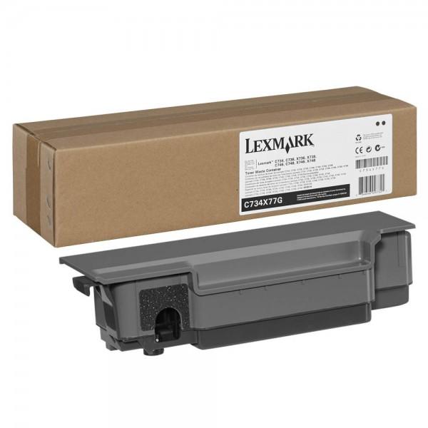 Lexmark C734X77G Resttonerbehälter