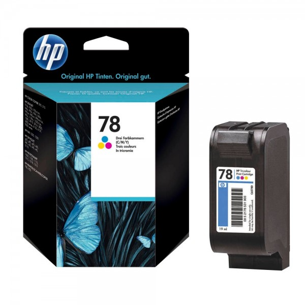 HP 78 / C6578AE Tinte Color