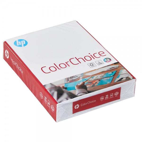 HP ColorChoice Kopierpapier DIN A4 (120 g/qm) 250 Blatt