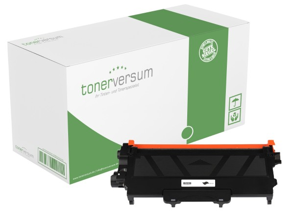 Alternativ zu Brother TN-2010 Toner Black XXL