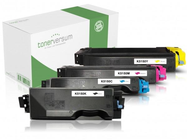 Alternativ zu Kyocera TK-5150 Toner Multipack CMYK (4er Set)