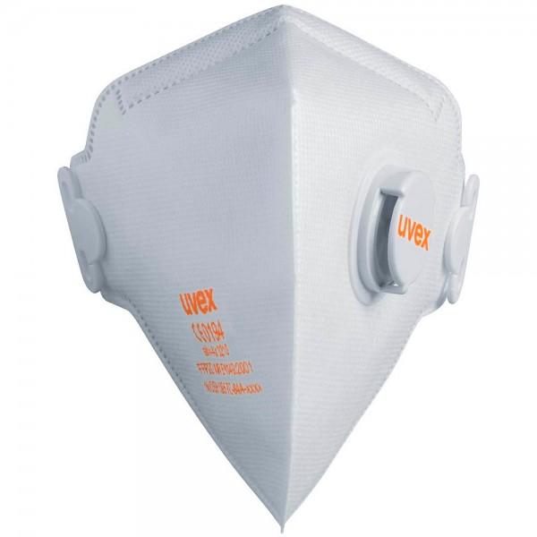 Uvex Atemschutzmaske silv-Air classic 3210 FFP2 CE 0194