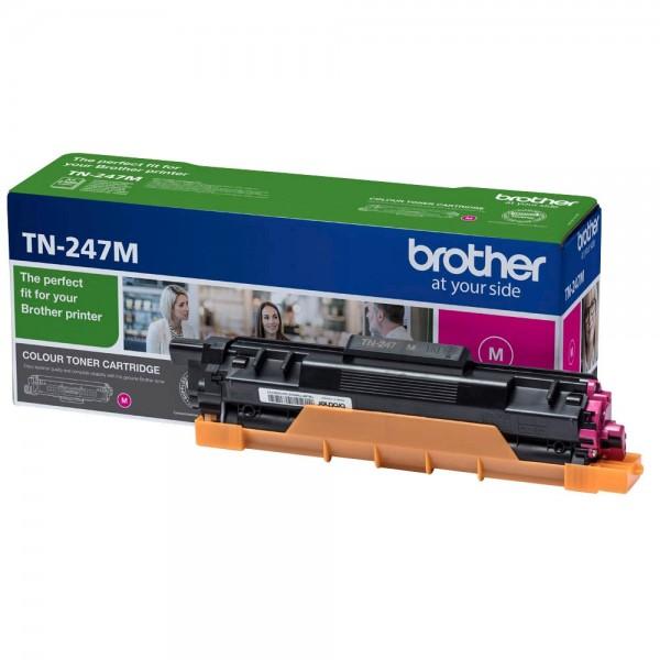 Brother TN-247M Toner Magenta