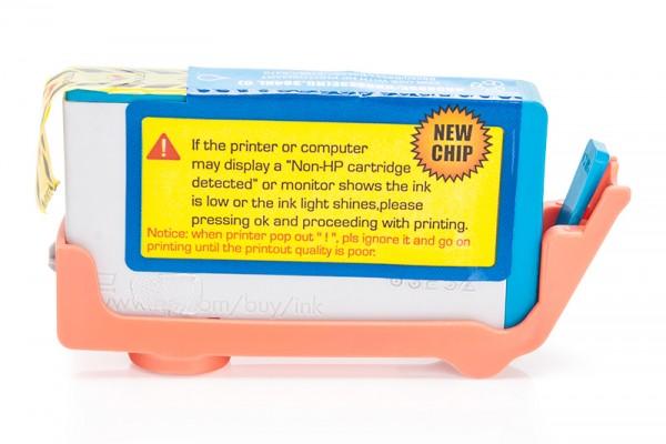Alternativ zu HP 364 XL / CB323EE Tinte Cyan (mit Chip)