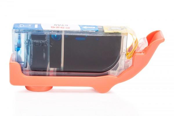 Alternativ zu Canon CLI-526C / 4541B001 Tinte Cyan mit Chip