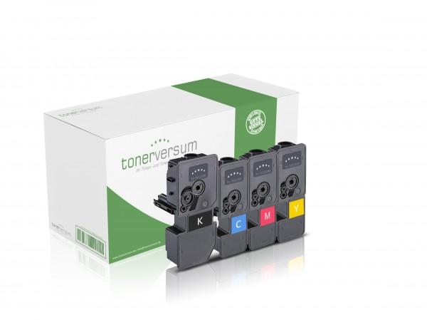 Alternativ zu Kyocera TK-5220 Toner Multipack CMYK (4er Set)