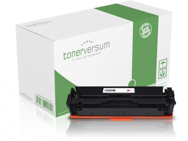 Alternativ zu Canon 045H / 1244C002 Toner Magenta