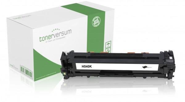 Alternativ zu HP CB540A / 125A Toner Black