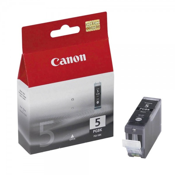 Canon PGI-5PGBK / 0628B001 Tinte Black