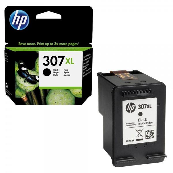 HP 307 XL / 3YM64AE Tinte Black