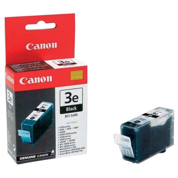 Canon BCI-3EBK / 4479A002 Tinte Black