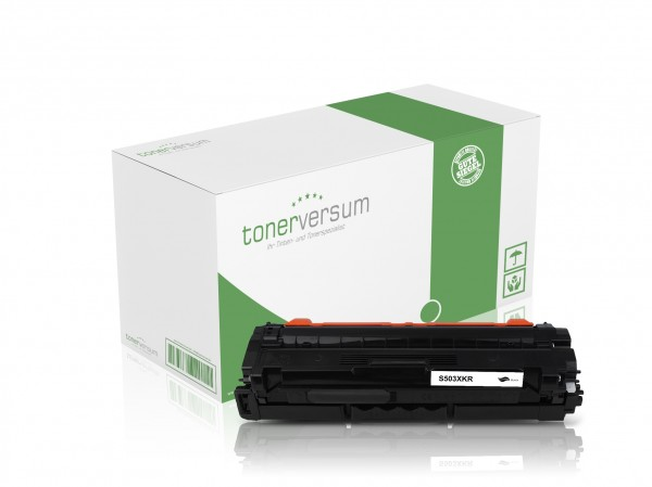 Alternativ zu Samsung CLT-K503L / SU147A Toner Black