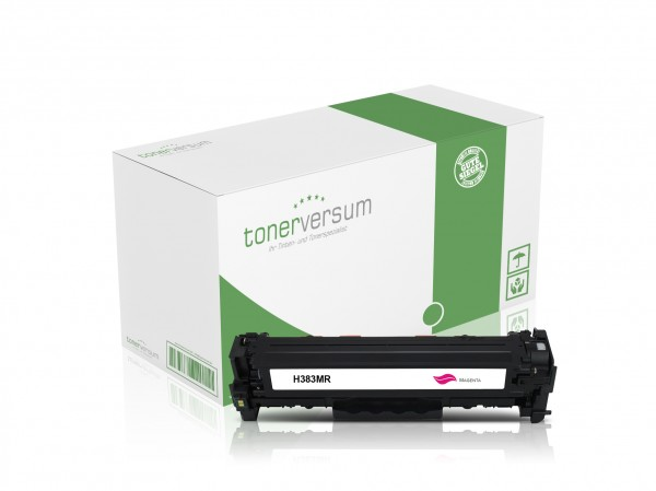 Alternativ zu HP CF383A / 312A Toner Magenta