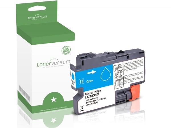 Alternativ zu Brother LC-3235 XL C Tinte Cyan