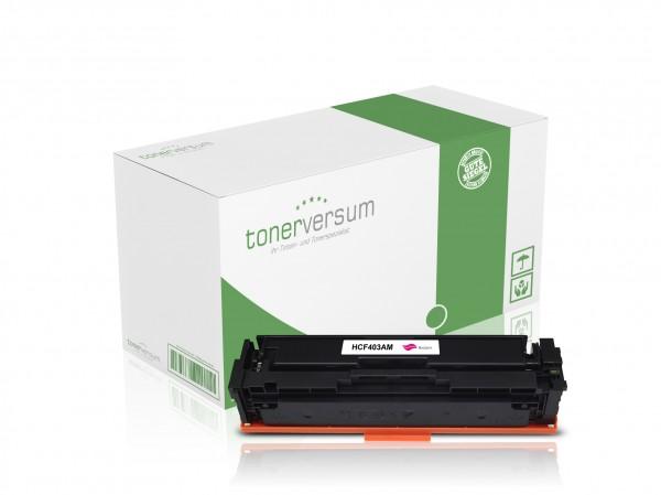 Alternativ zu HP CF403X / 201X Toner Magenta
