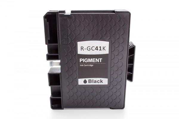Alternativ zu Ricoh GC-41K / 405761 Gelkartusche Black