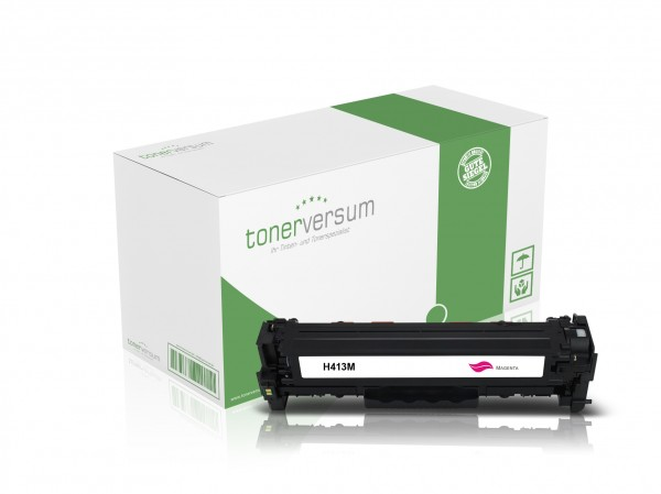 Alternativ zu HP CF413X / 410X Toner Magenta