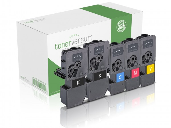 Alternativ zu Kyocera TK-5240 Toner Multipack CMYK (5er Set)