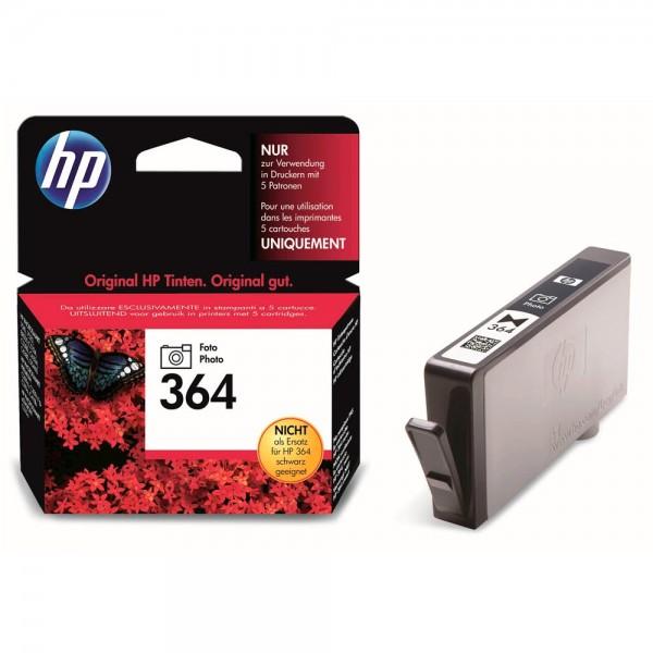 HP 364 / CB317EE Tinte Photo-Black