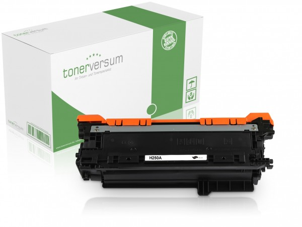 Alternativ zu HP CE250A / 504A Toner Black