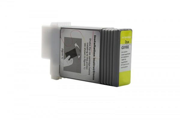 Alternativ zu Canon PFI-102Y / 0898B001 Tinte Yellow