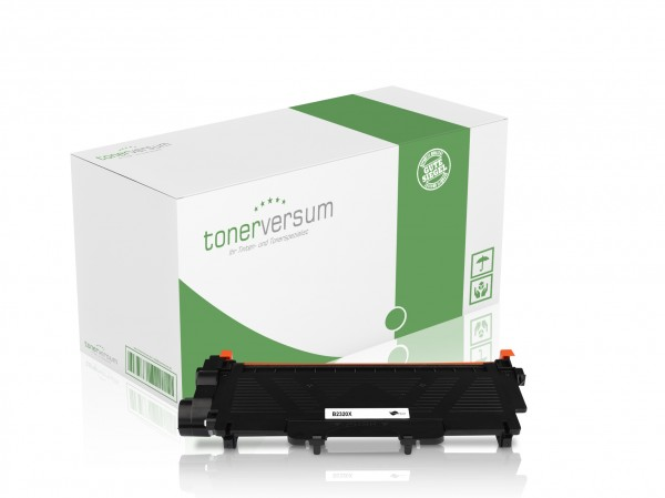 Alternativ zu Brother TN-2320 Toner Black XXL