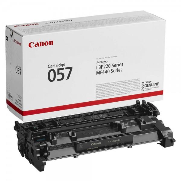 Canon 057 / 3009C002 Toner Black