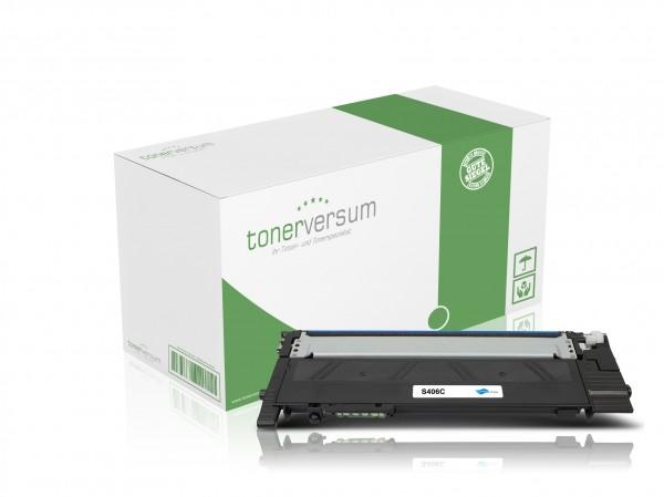 Alternativ zu Samsung CLT-C406S / ST984A Toner Cyan