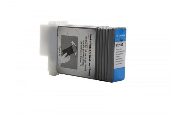Alternativ zu Canon PFI-102C / 0896B001 Tinte Cyan